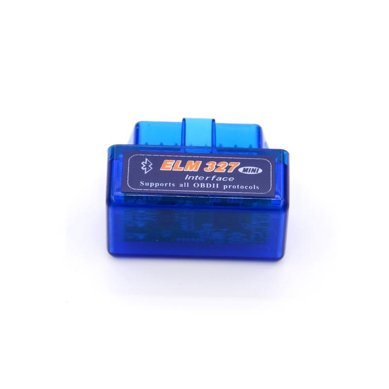 ELM327 Bluetooth Software OBD2 CAN-BUS Scanner Tool Software V2 1