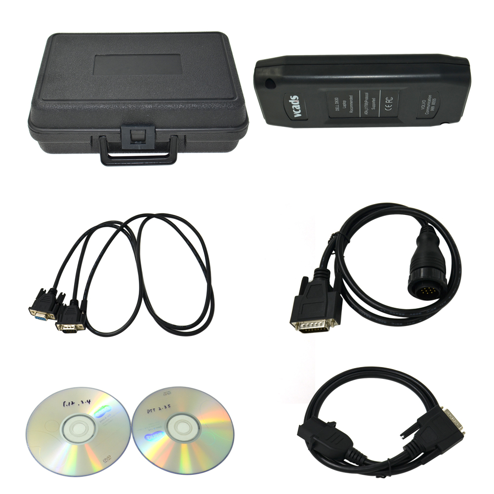 Cummins INLINE 7 Data Link Adapter with Insite 8 3 Software