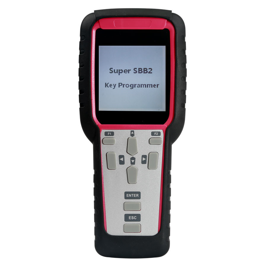 Newest Super SBB2 Key Programmer Oil/service Reset/TPMS/EPS/BMS Handheld Scanner